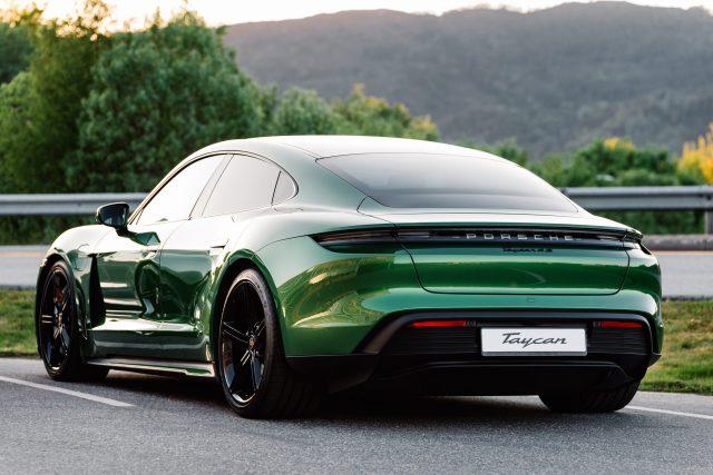 EV spotlight – Porsche Taycan